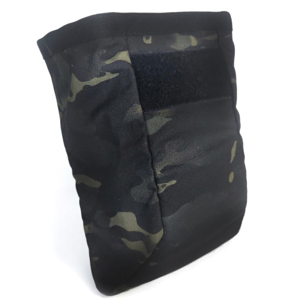 DMGear Molle Folding Recycling Bag Tactical Molle Vice Pouch - MCBK