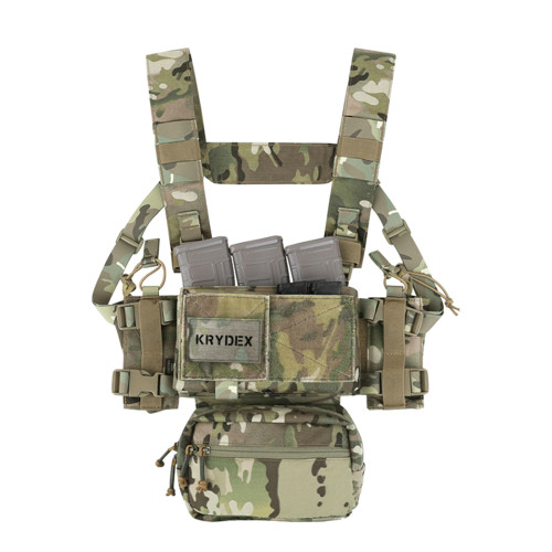 Krydex MK3 Tactical Chest Hook Tactical Vest - MC