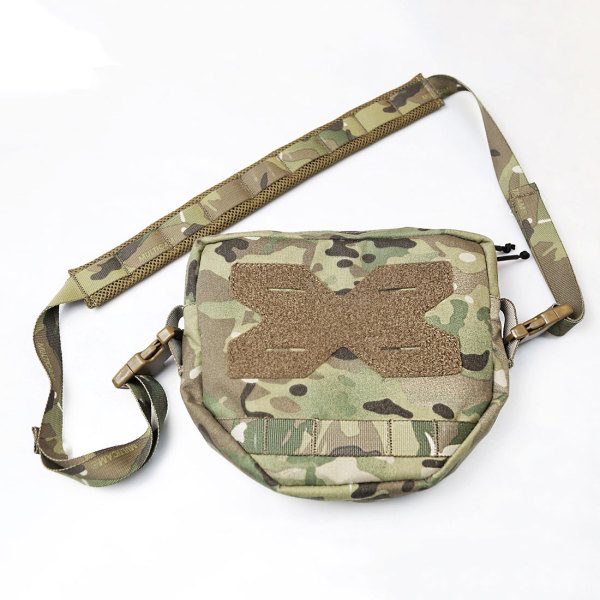 Multi-functional Tactical Shoulder Bag - MC