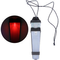 WST Survival Lamp Identification Marker Light - Black(Red Light)