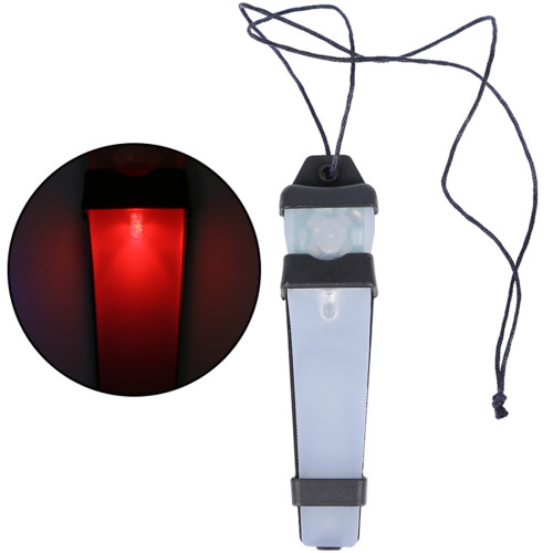 WST Survival Lamp Identification Marker Light - Black(Red Light)