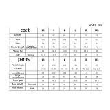 Gopnik Style Tactical Sports Coat Combat Clothes - (Only Top) MC XXL