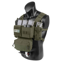 Krydex MK3 Tactical Chest Hook Tactical Vest - RG