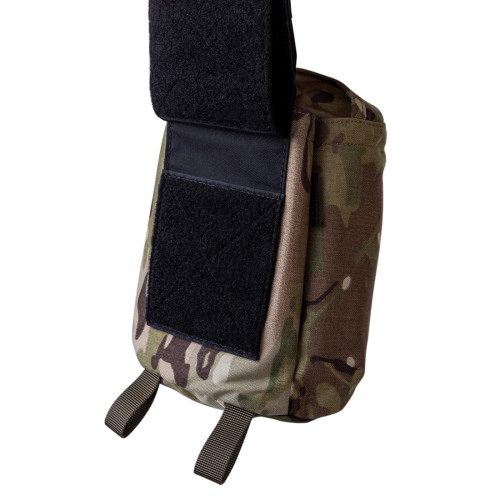 BF Tactical Dump Pouch Foldable Magazine Pouch - MC