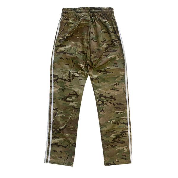 Gopnik Style Tactical Sports Pants Combat Clothes - (Only Pants, Flat Hem) MC (XXL)