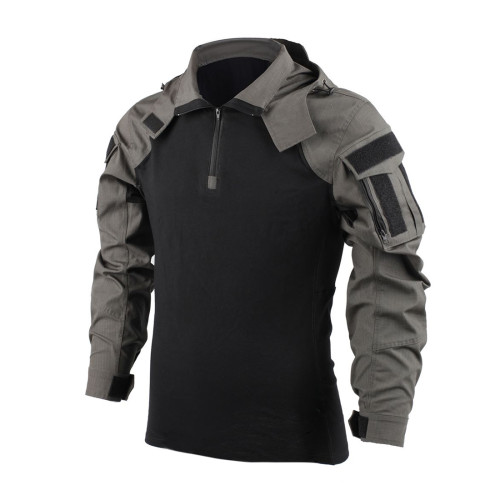 TRN PDSK Raider Combat Shirt-SP2 Version Smoke Green