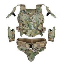 WST Outdoor Equipment Tactical Armor Set