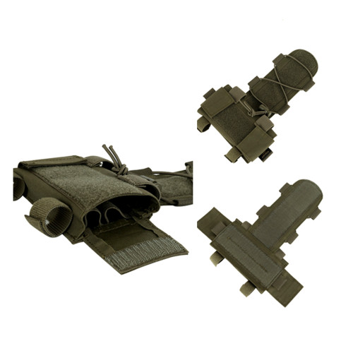 Krydex MK1 Detachable Tactical Helmet Battery Pouch Tactical Accessories Kit - RG