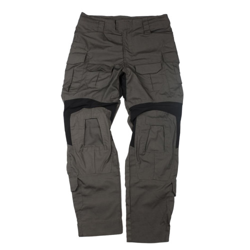 BACRAFT G3 Multifunction Tactical Pants Outdoor Male Combat Pants - Smoke Green + Black