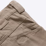 ESDY X7 Elasticity Casual Pant Straight-leg Pant for Outdoors Training - Olive Green XXL