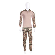 ESDY Dress Hunting Battle Uniform Suit Shirt - Pants Combat Uniform BDU - Multicam XXL