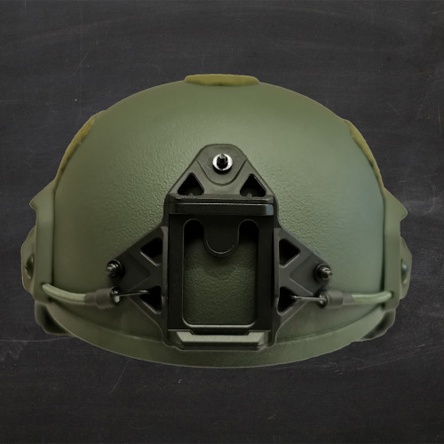 Russian Military 5.45 СПАРТАНЕЦ 2 SSO Tactical Helmet - Olive Drab