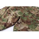 Evolution In Battle Tactical Pants Combat Uniform Training Pants - Multicam