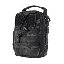 IDOGEAR Tactical Medical Pouch MOLLE First Aid EMT Utility Pouch IFAK Nylon First Aid Bag