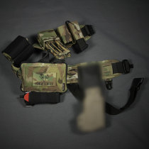 BIGFOOT Orion Outdoor Practice MC Tactical Belt Adjustable Combat Waistband Set 3.0