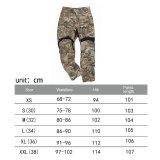 TRN Outdoor Tactical Combat Pants - MC + Black