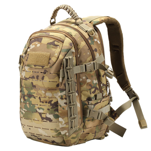 Dragon Egg Gen.2 Raider Type 25L Tactical Backpack Military Backpack Hiking Outdoor Backpack - CP