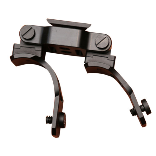 AN/PVS-14 Dual Bracket Holder for Binocular Night-vision Compatible with Wilcox L4G24 NVG Mount