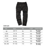 [TRN]BAC G3 Multi-functional Tactical Training Pants Outdoor Multi Pouch Trousers for Man