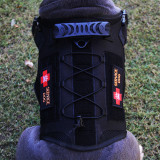 Tacticalxmen Tactical Dog Harness Vest with Handle and Accessaries bags