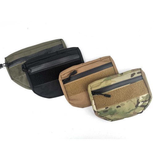DMGear Tactical Molle Accessories Bag Tactical Vest Waist Pouch - RG