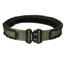 2 Inches Outdoor Adjustable Tactical Belt Combat Waistband