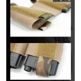 DMDear 556 Quick Release Tactical Pouch Triple Magazine Bag - CB