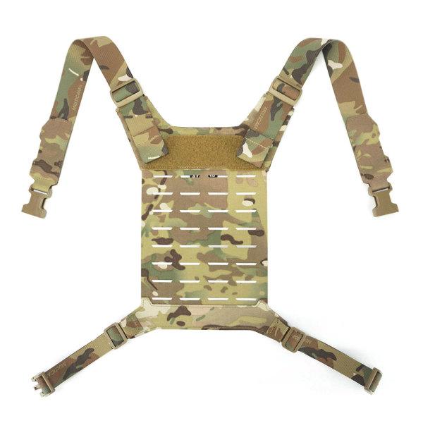 DMGear MATHBOX D3 SS MK Series Chest Rig Universal MOLLE Tactical Back Panel