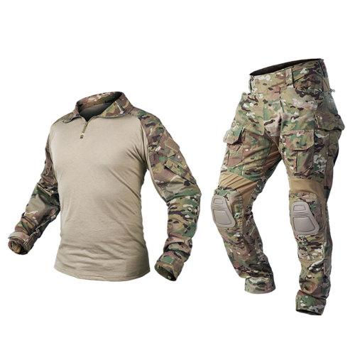 IDOGEAR Tactical G3 Combat Suits With Knee Pads -MC