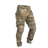 IDOGEAR Tactical G3 Pants Combat Trousers With Knee Pads -MC