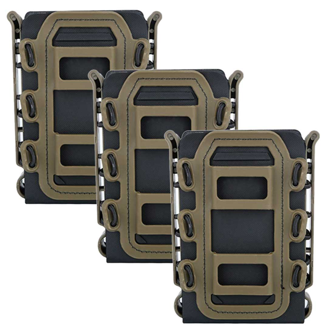 WST Triple Scorpion Fastmag Rifle Mag Pouch