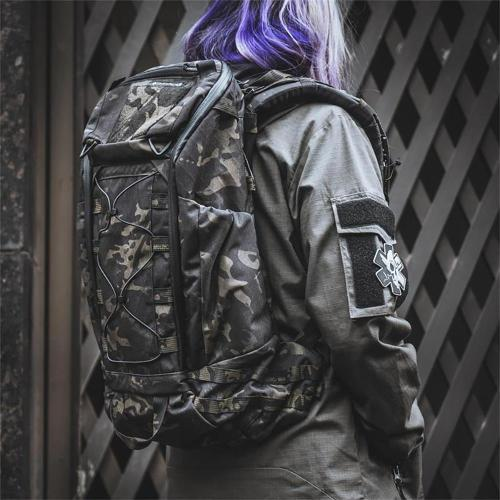 Lii Gear Fugu 25L Bomb Military Backpack