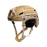 FMA Outdoor Activity Tactical Protective Helmet for 52-62 Head Circumference - Camouflage