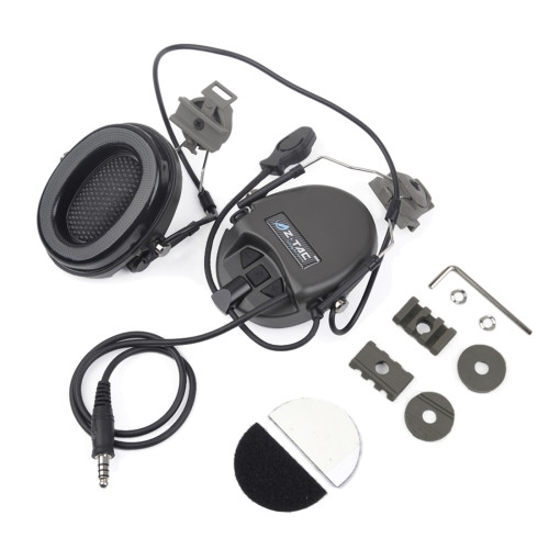 Z Tactical Sordin Style Headset