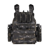 YAKEDA Scorpion Modular Tactical Vest Plate Carrier Vest