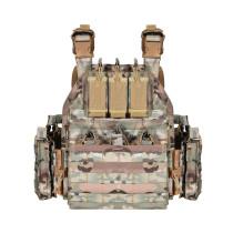 YAKEDA Scorpion Modular Tactical Vest Plate Carrier Vest