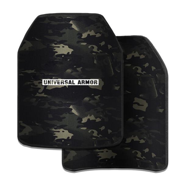 UTA Armor LEVEL IIIA HANDGUN RATED BODY ARMOR SET
