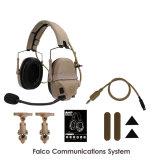 FCS AMP HeadSet w V60 PTT combo