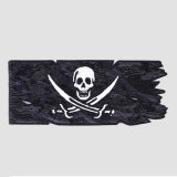 Pirate Flag in the Golden Age 2X4.6