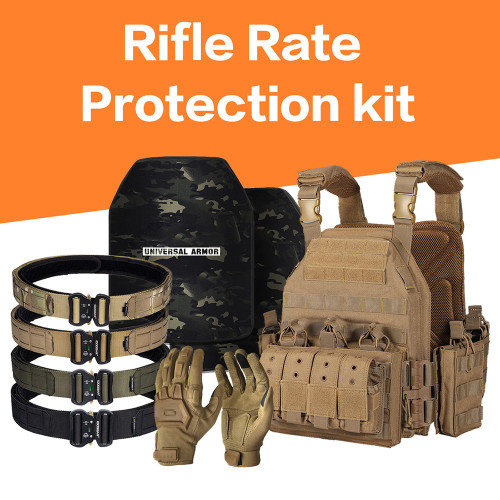 TXM Shooter Protection Kit