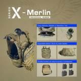 UTA X-Merlin Plate Carrier