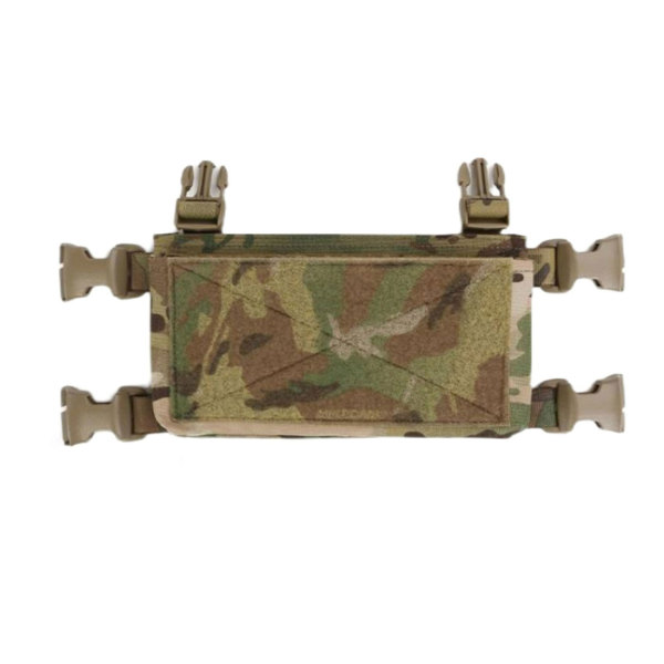 Emersongear SS Style MK4 Tactical Chest Rig Panel Pouch FCSK/MK3 Vest Accessory Bag