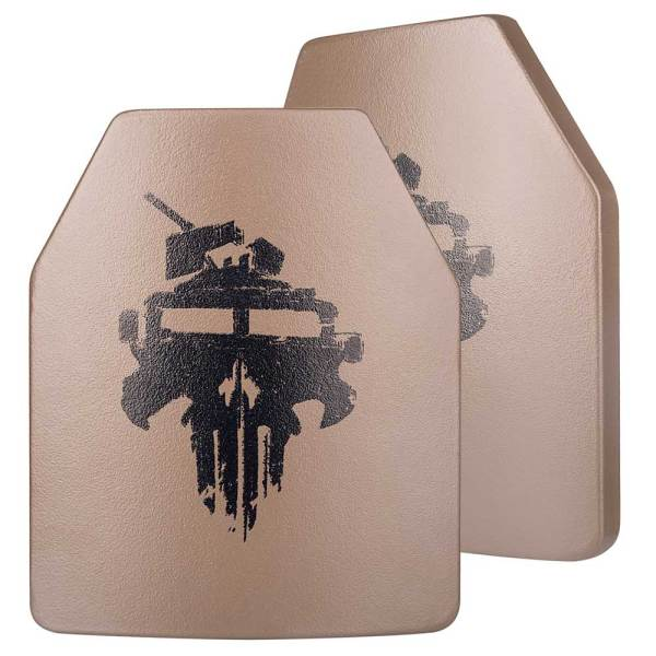 UTA  Level III Lightweight Polyethylene Body Armor