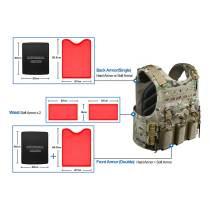 UTA  Level IIIA Soft Insert for PANTER Plate Carrier