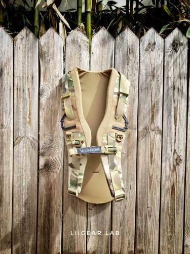 Lii Gear Customized Harness System for MR /Kifaru Backpack