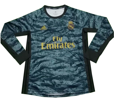 Thai Version Real Madrid 2020 2021 Away Soccer Jersey