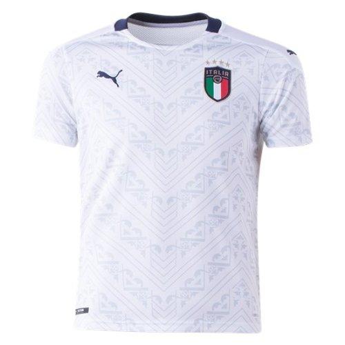 Italy Euro 2020 Youth Away Jersey by PUMA