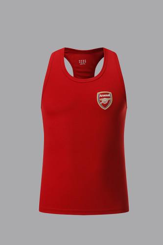 Arsenal red vest