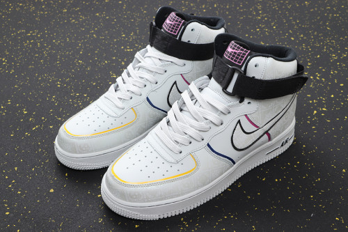 Air Force 1 '07 Day of the Dead