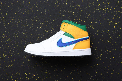 AJ 1 Mid Retro Classics Shoes 554724-128